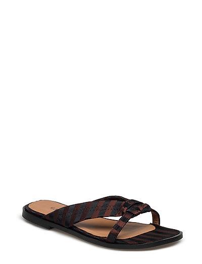 Mabelle Sandals - BLACK