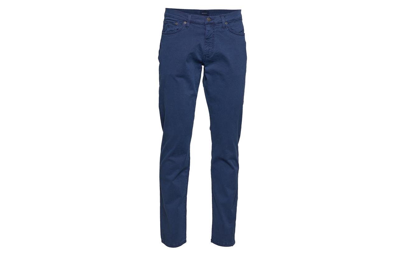 Slim Jeans Desert Gant Persian Blue 4ZdpqwUx