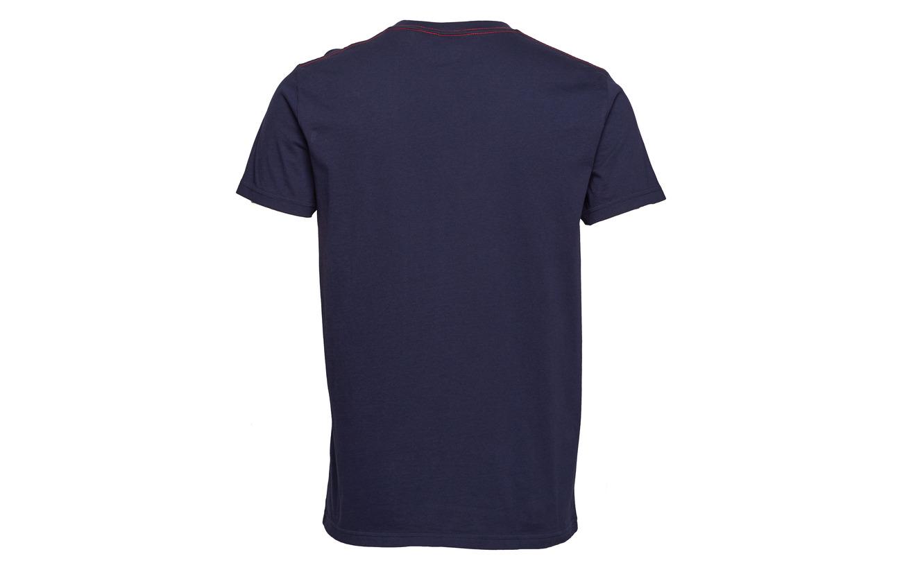Red Ss T O1 New shirt Bright Graphic Gant xfq6p0wf