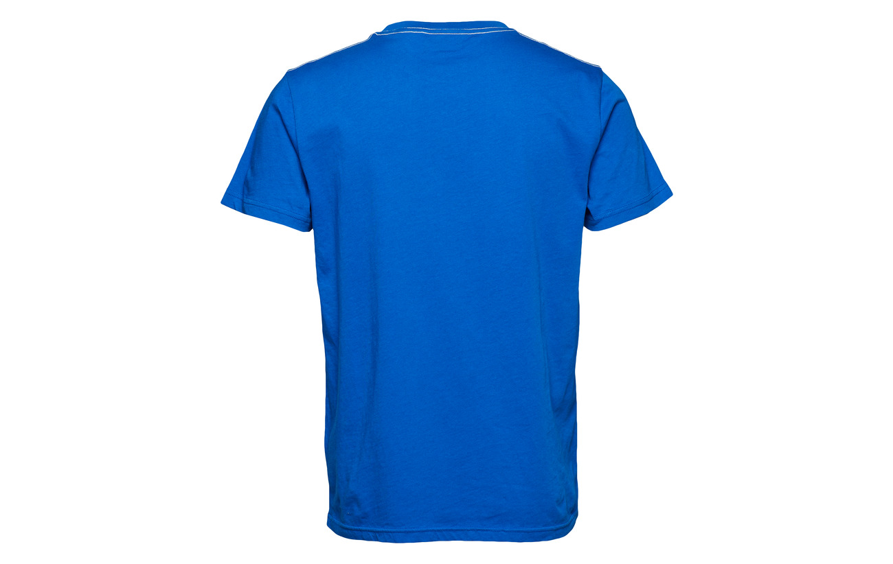 O1 Ss New T Graphic shirt Evening Gant Blue RdvqTv