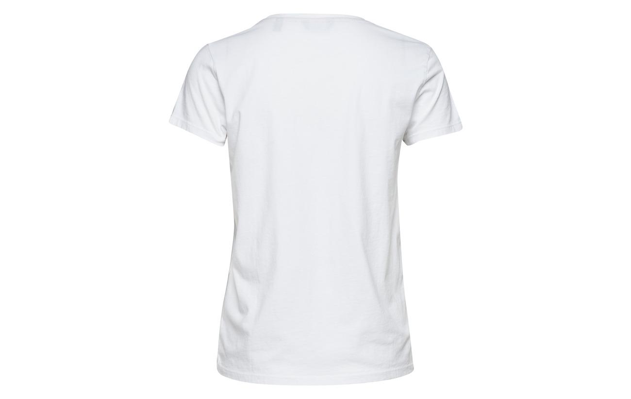 Coton T Ss 100 Archive Gant Rose shirt Summer D1 qzAFwTP
