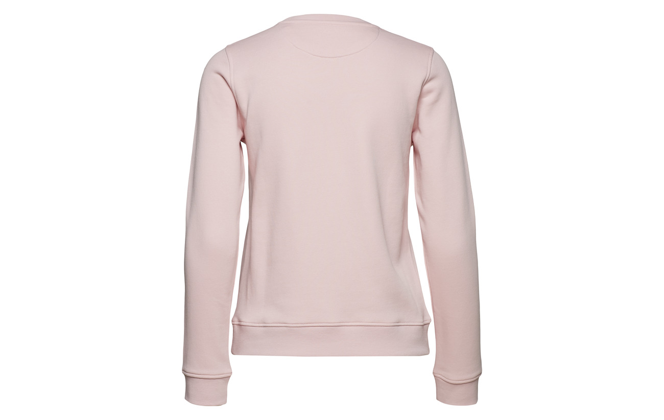 Giving 90 Coton Sweat Gant California Logo Polyester O2 10 Gift Pink 7w8aH