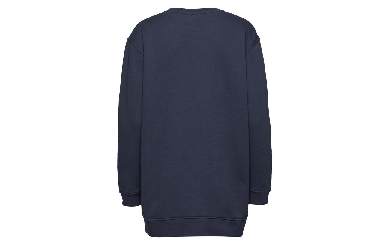 neck Red 13 87 Coral O2 Coton Mel Gant Dress Logo Polyester C qAnYgt
