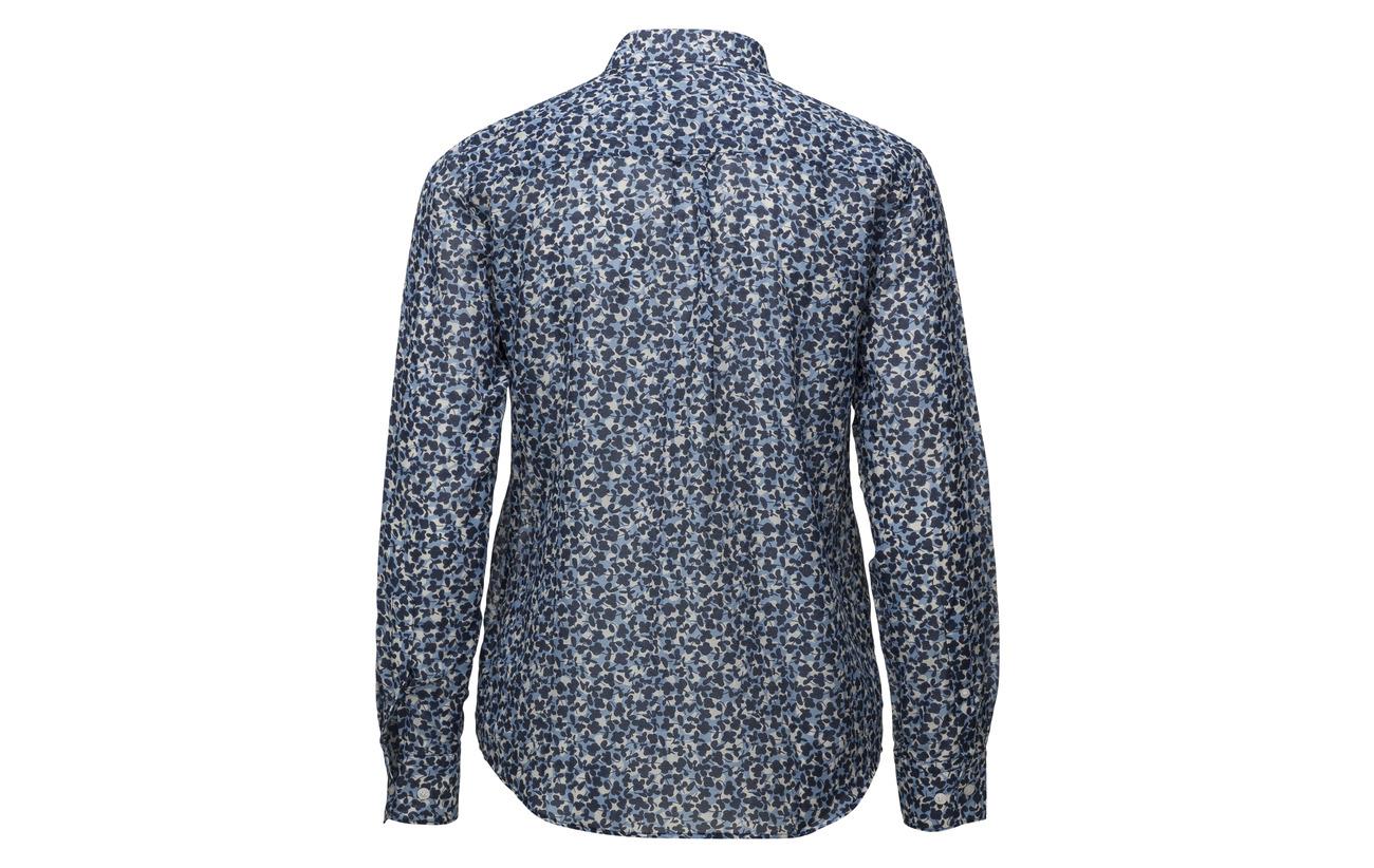 Floral Blouse Smu Gant Soie Potion 70 30 O1 Love Autumn Coton FEq6S