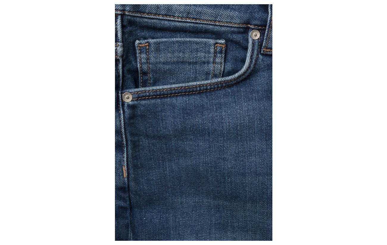Équipement Coton Indigo Elastane Denim Semi Gant 97 Light 2 In Blue 1 Worn O1 Skirt Polyester wYvgqfzg