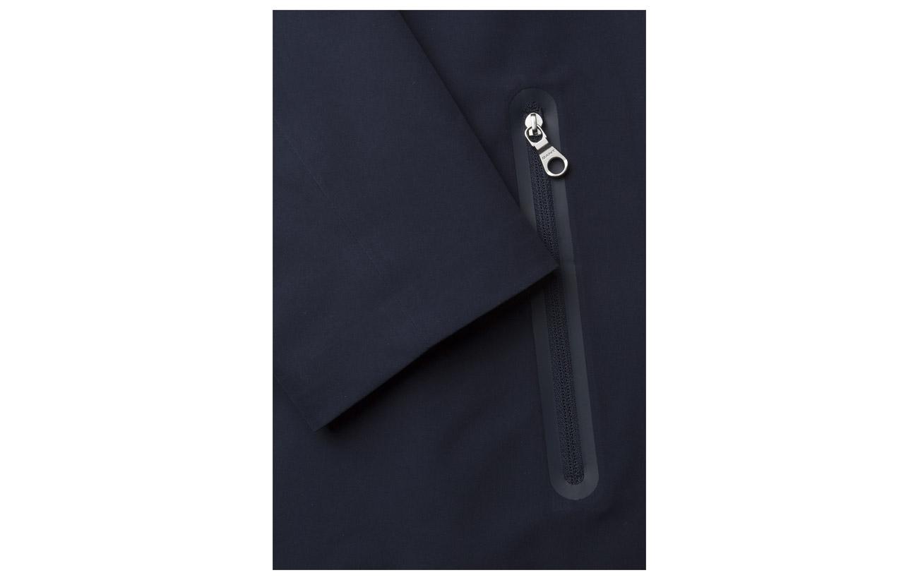 Équipement Weather Parka All Gant O1 Polyester Blue 100 Evening YqCfa6w