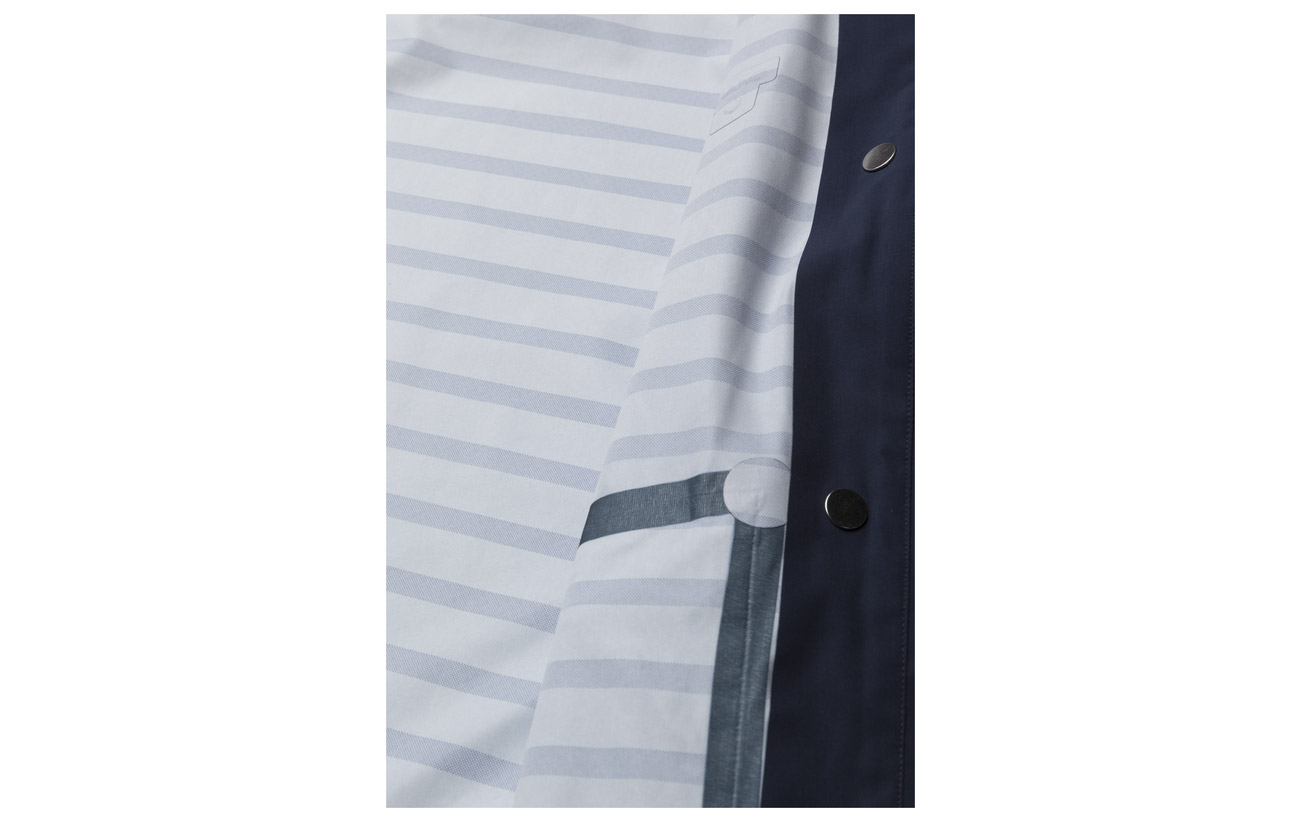 100 Gant Polyester Weather Evening O1 Équipement Rough Slicker Blue qzavU