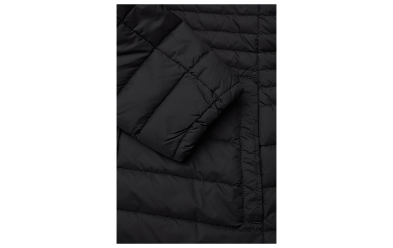 Light 100 Coat Polyamide Down Gant O1 Black c4xUvqSF8w