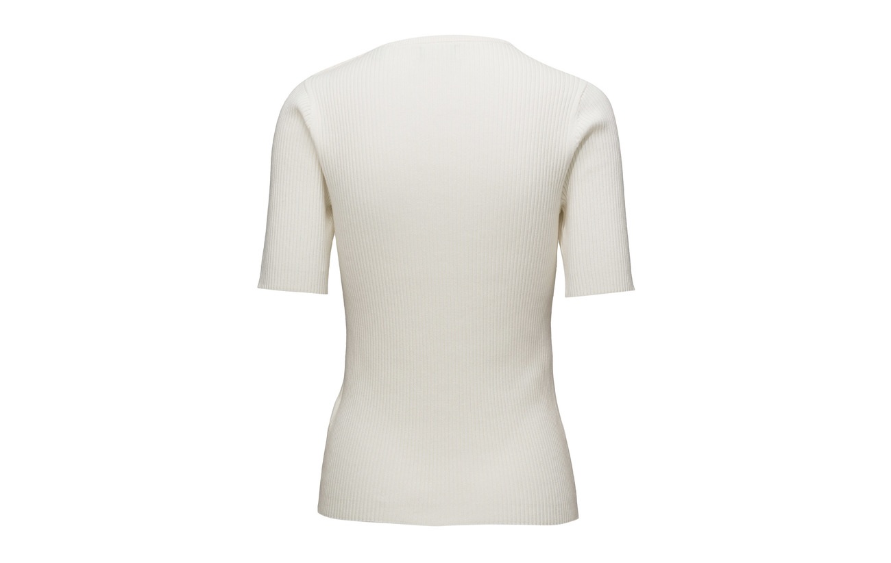 Buttons Équipement Polyamide With 18 Elastane Jumper Eggshell Ribbed Coton 4 Op2 Gant 78 Hw1YqIa6