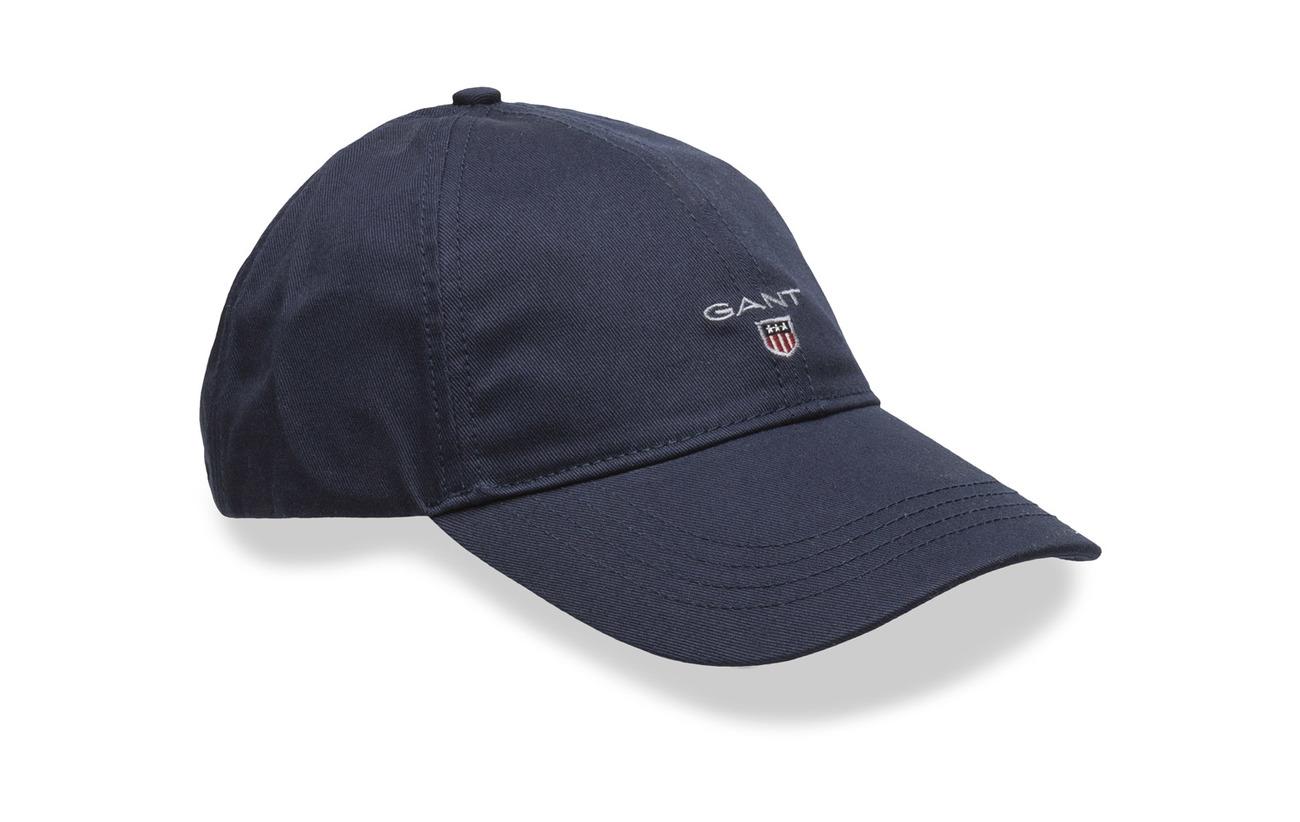 Gant GANT TWILL CAP - MARINE