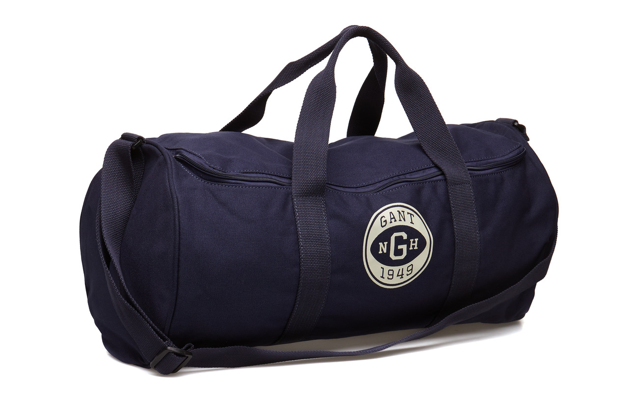 O1 The Marine Rugby Bag Gant Coton 100 AW84gqdABw