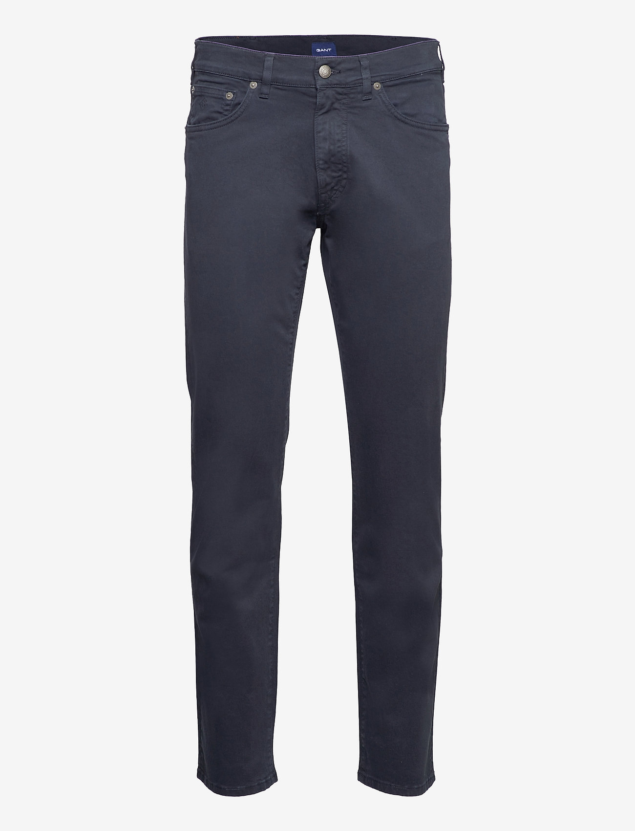 GANT - REGULAR DESERT JEANS - regular jeans - navy - 0