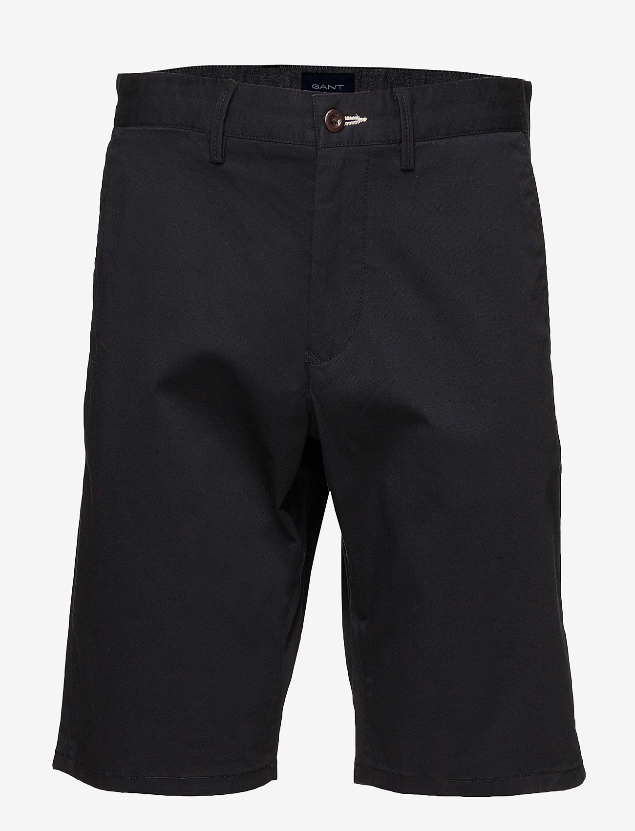 Gant - D1. RELAXED TWILL SHORTS - chinot - black