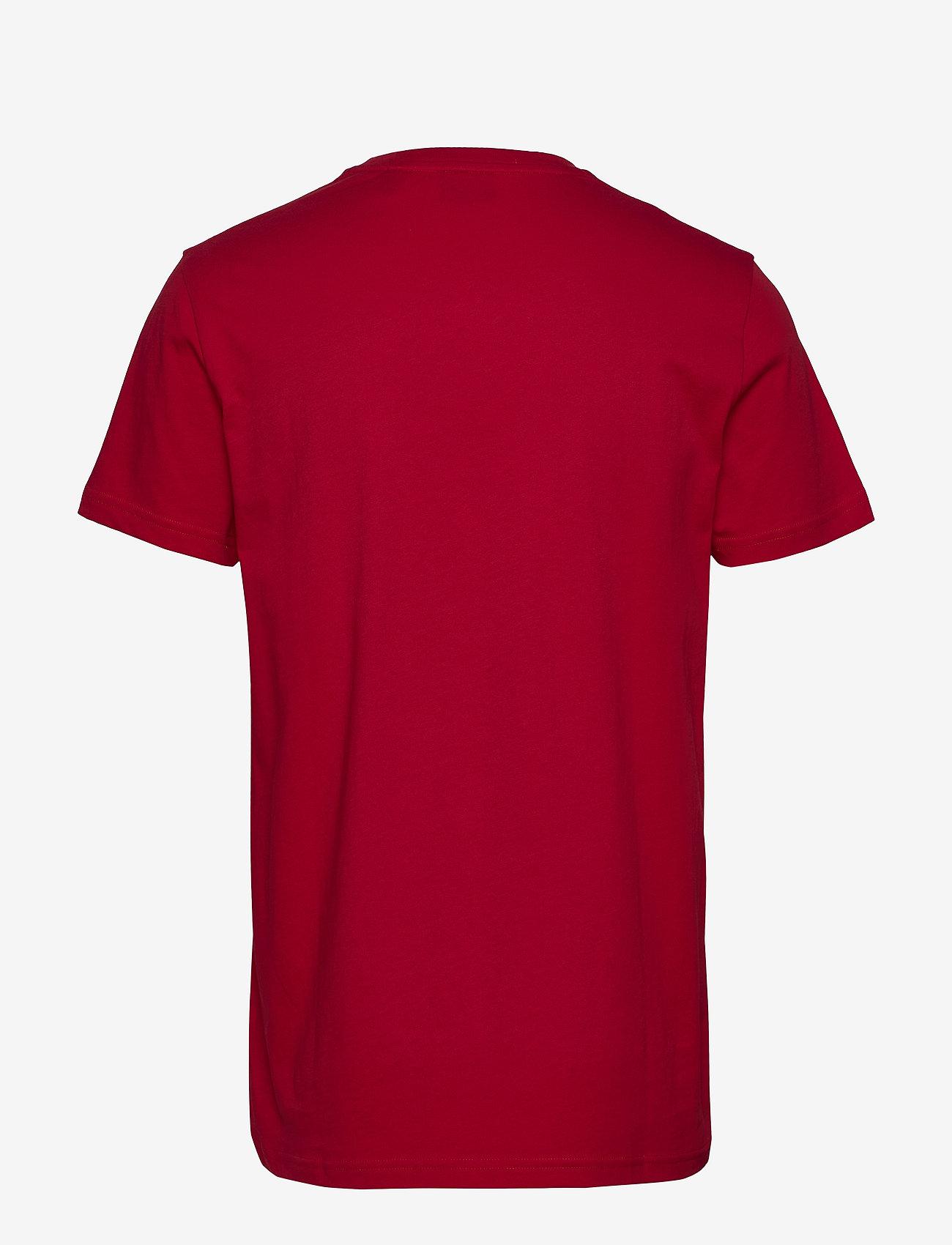 Gant Md. The Summer Logo Ss Tshirt - T-shirts