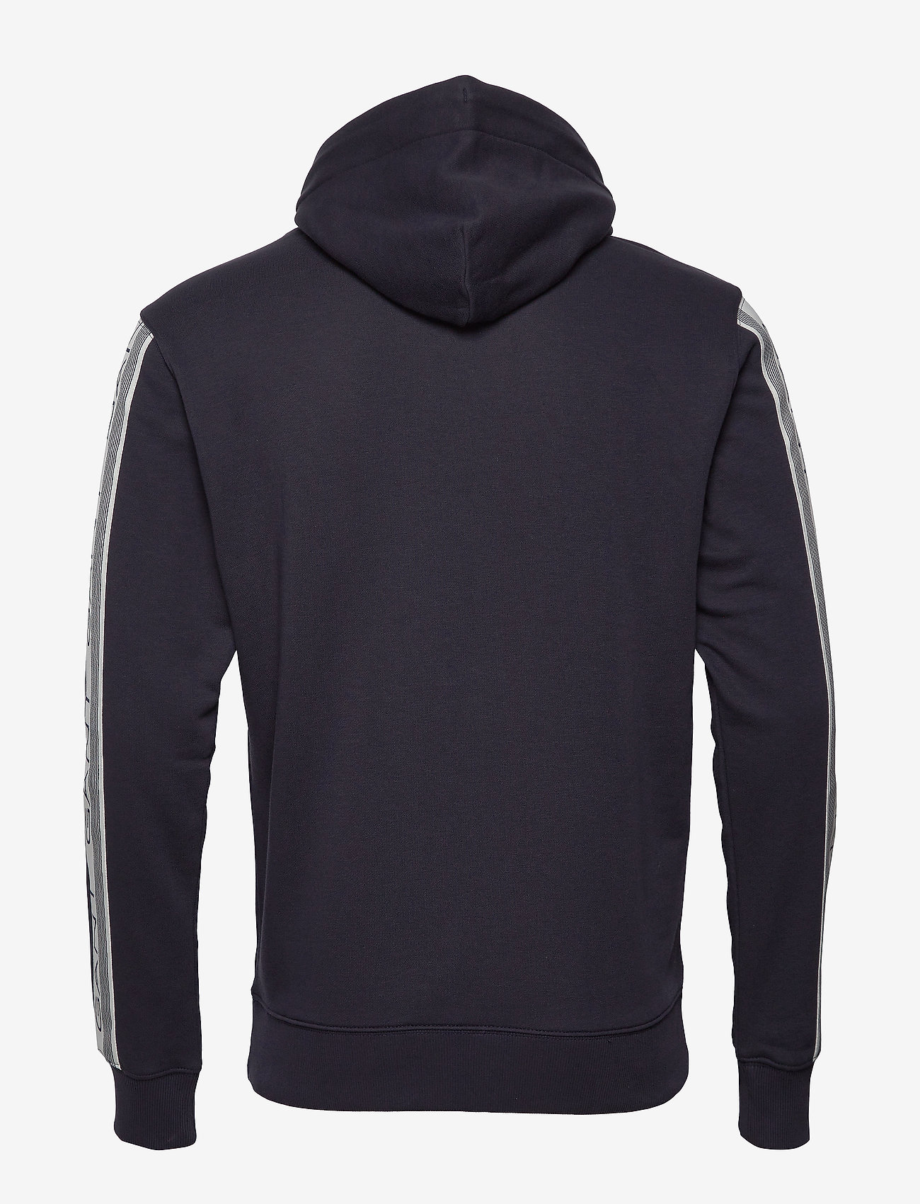 GANT - D1. 13 STRIPES SWEAT HOODIE - basic sweatshirts - evening blue - 1