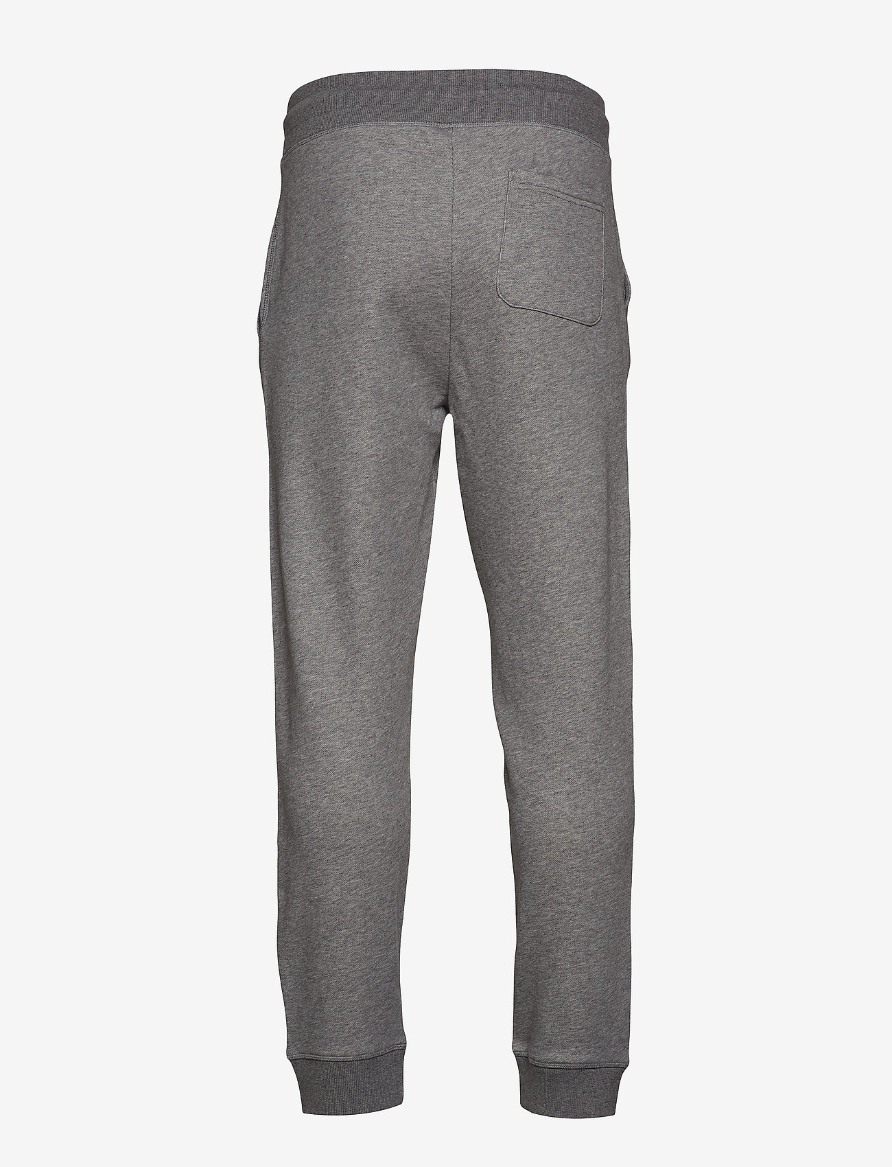 GANT THE ORIGINAL SWEAT PANTS - Joggebukser DARK GREY MELANGE - Menn Klær