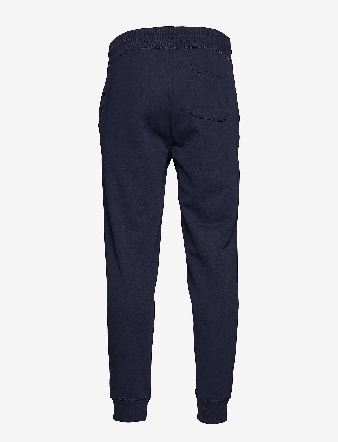 GANT THE ORIGINAL SWEAT PANTS - Joggebukser EVENING BLUE - Menn Klær