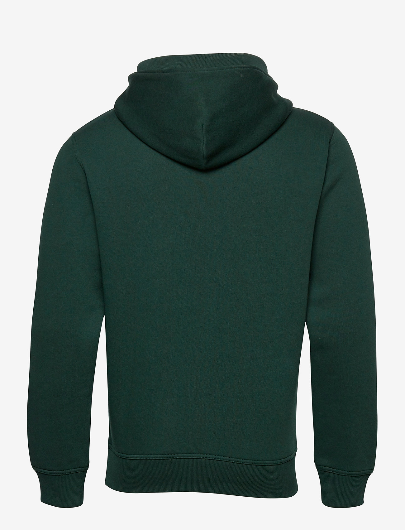 GANT - ARCHIVE SHIELD HOODIE - hoodies - tartan green - 1