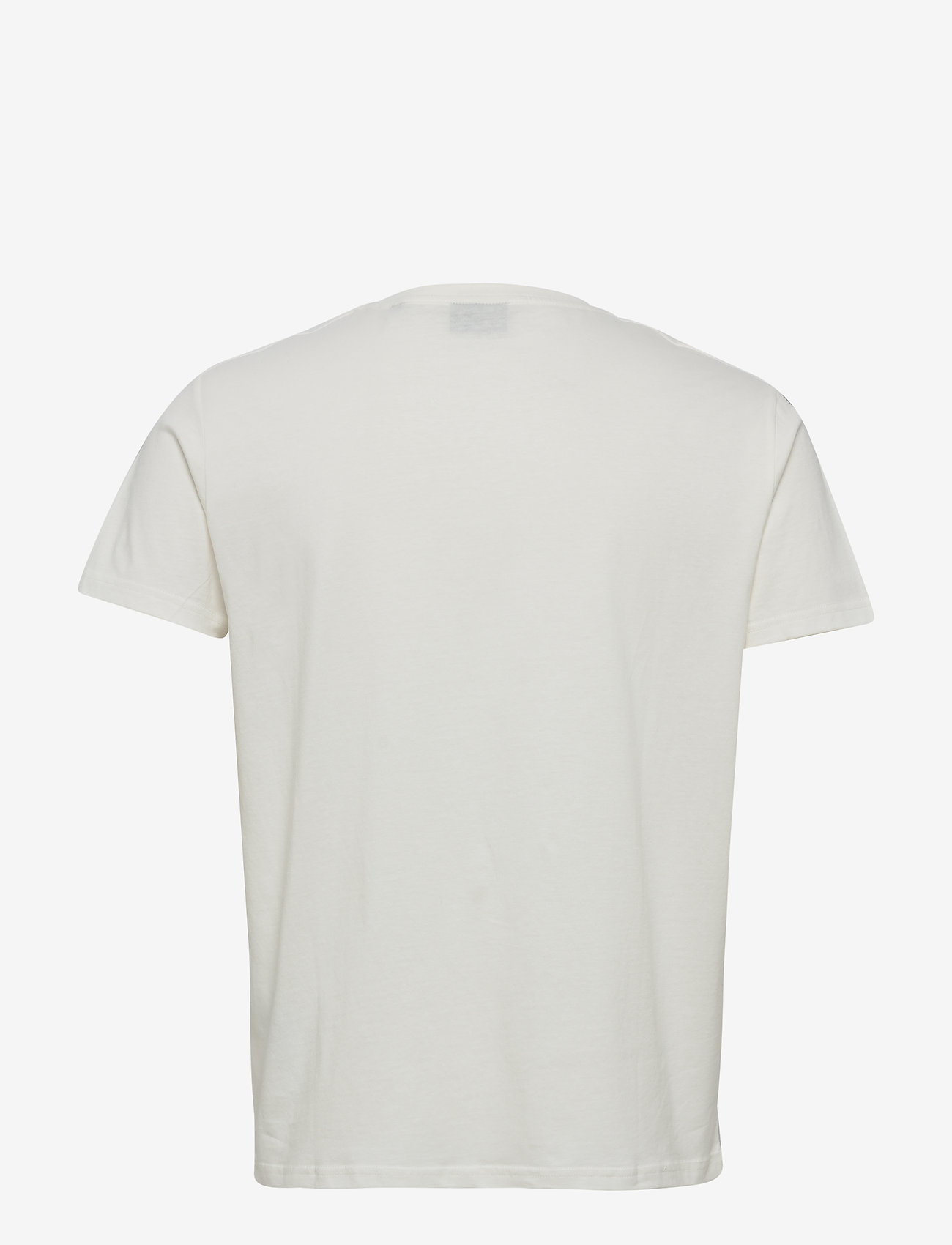 GANT - D1. MEDIUM SHIELD SS T-SHIRT - basic t-shirts - eggshell - 1