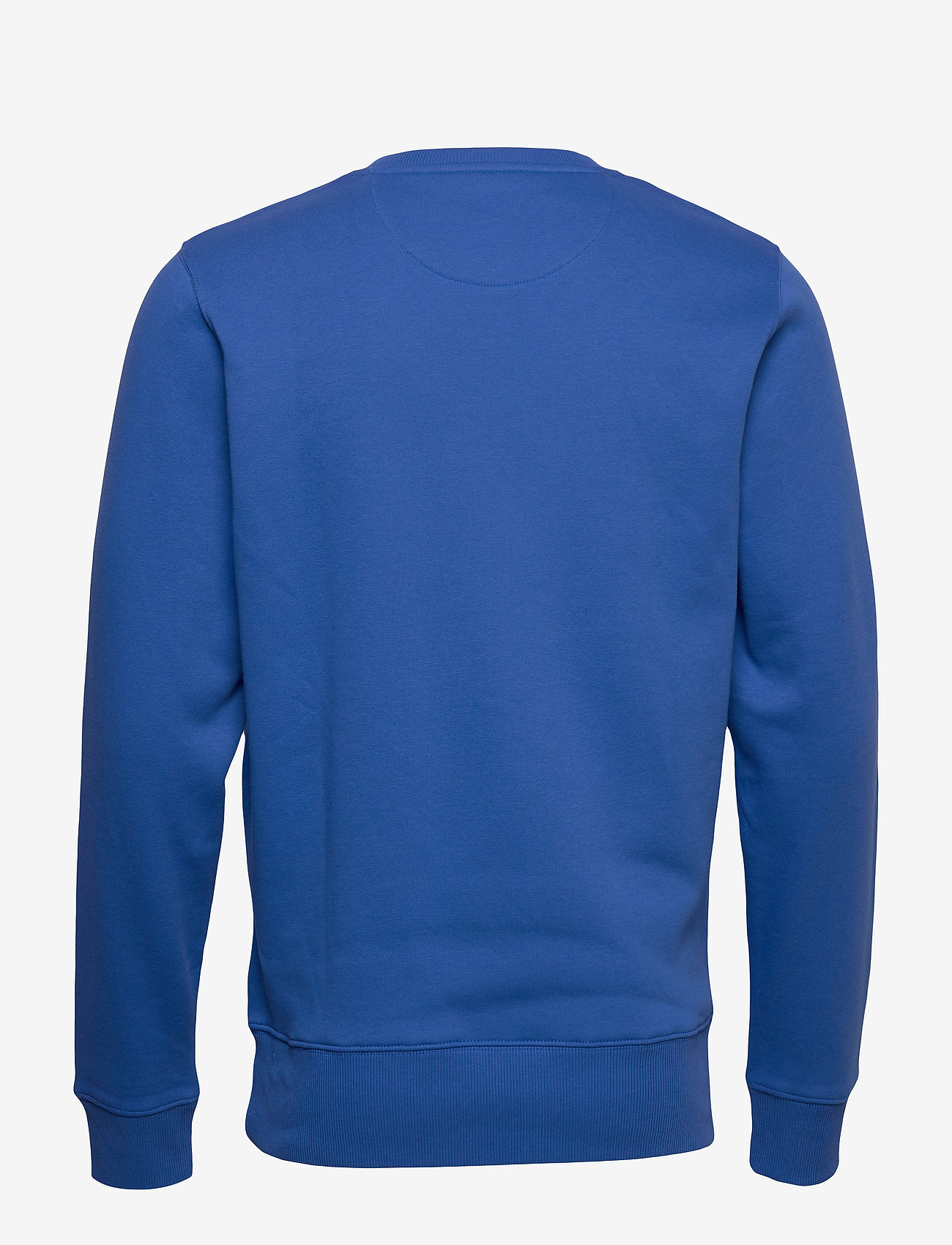 GANT - D1. MEDIUM SHIELD C-NECK SWEAT - basic sweatshirts - nautical blue - 1