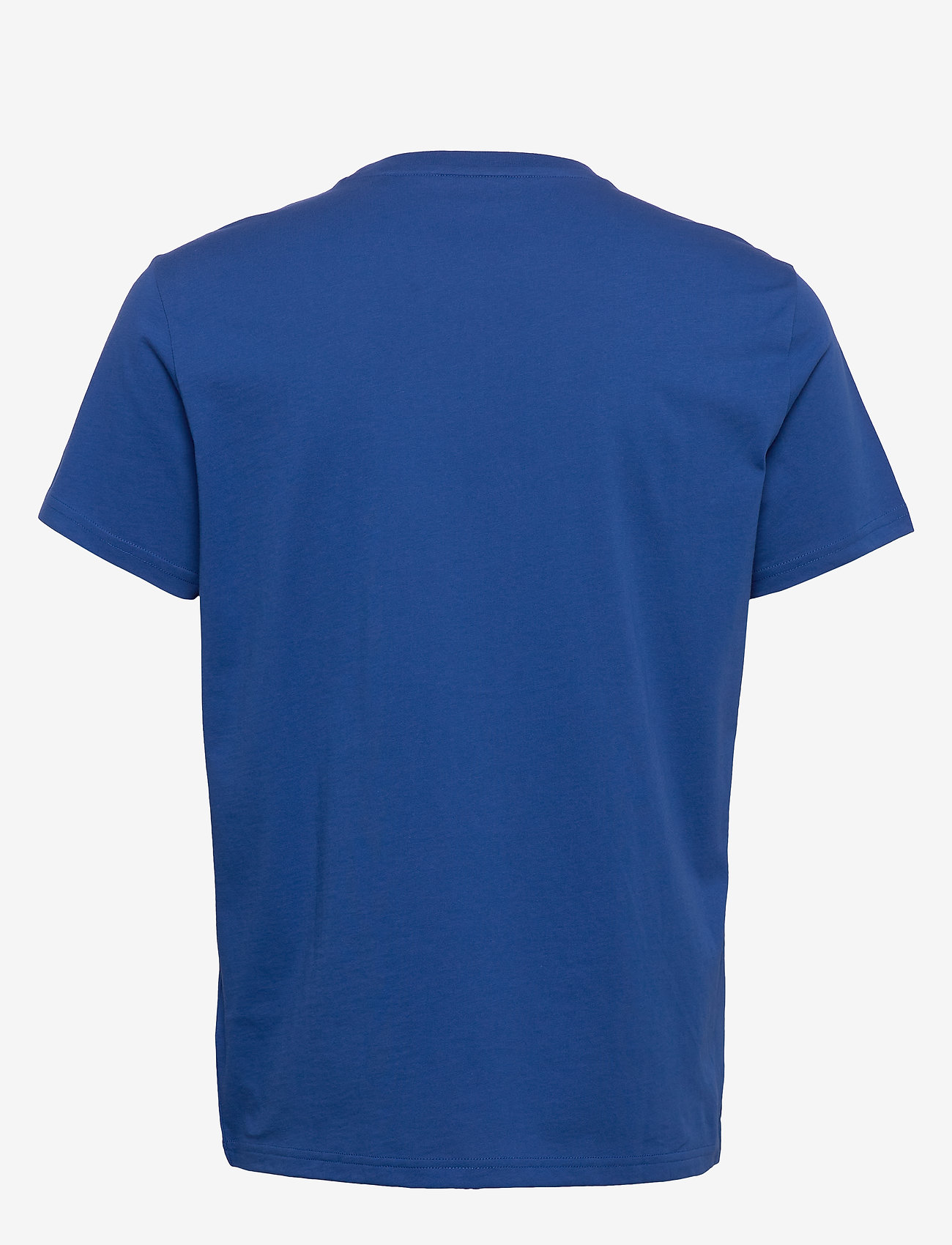 GANT - D1. COLOR LOCK UP SS T-SHIRT - short-sleeved t-shirts - crisp blue - 1