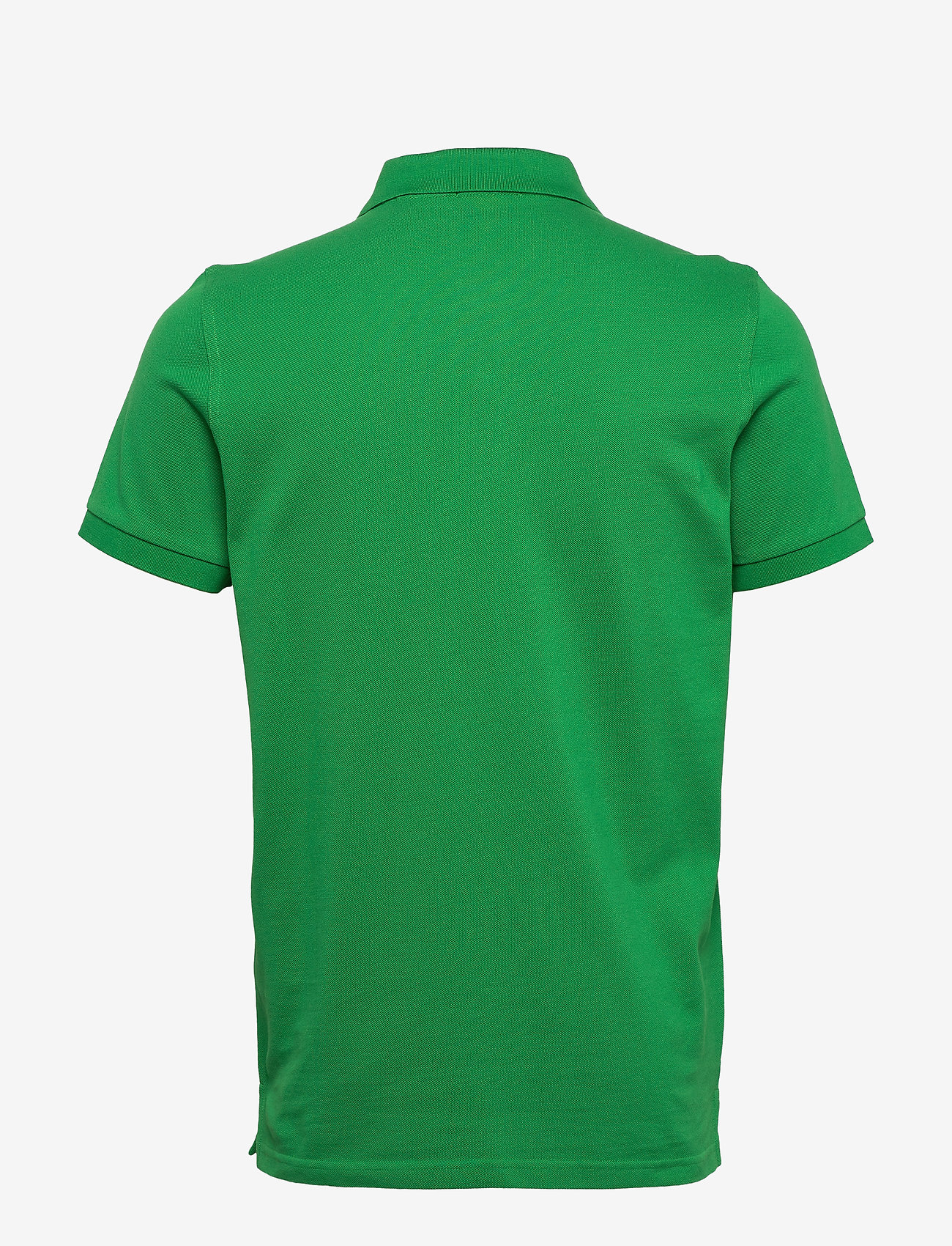 GANT - ORIGINAL PIQUE SS RUGGER - short-sleeved polos - amazon green - 1