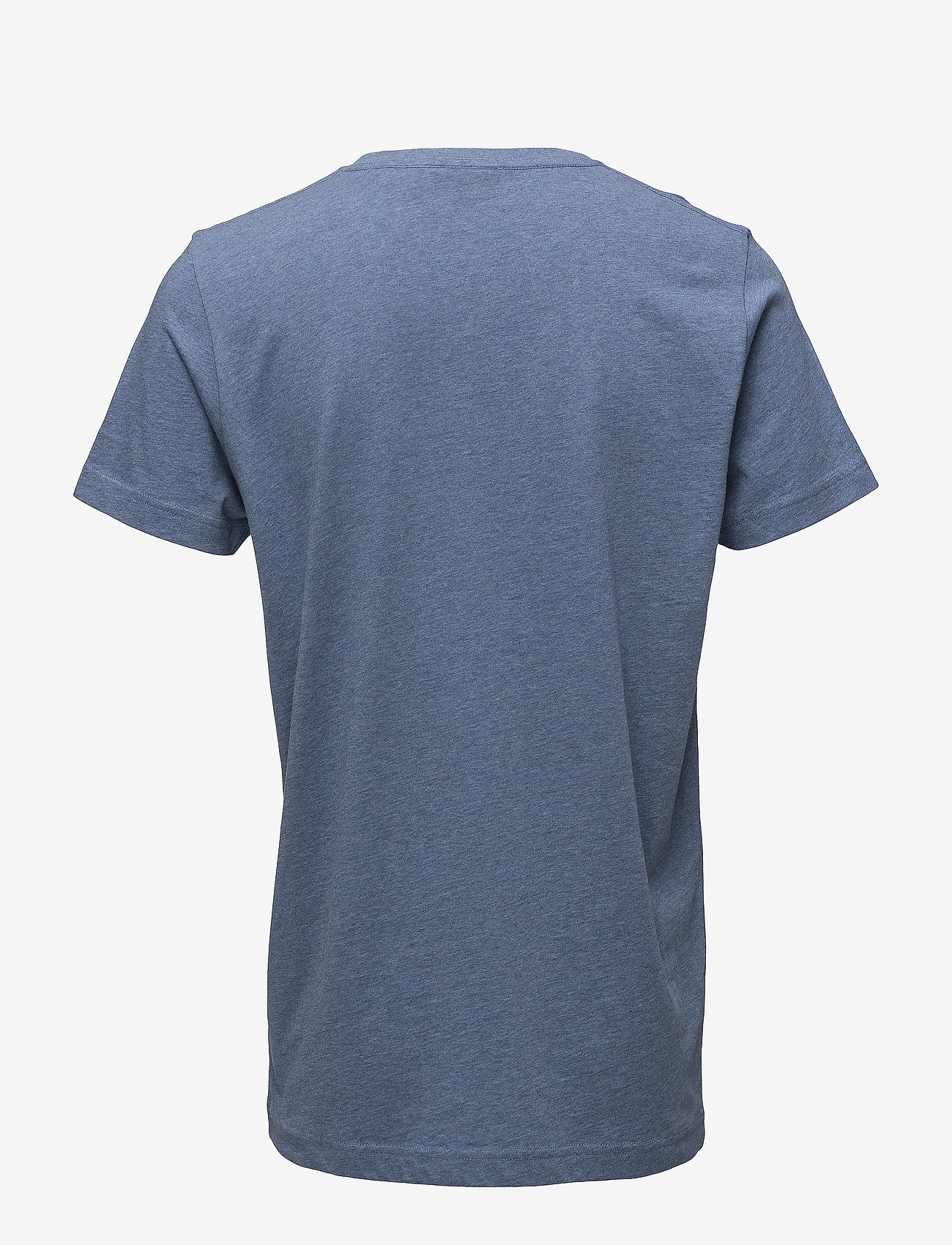 GANT - ORIGINAL SS T-SHIRT - kurzärmelig - denim blue mel - 1