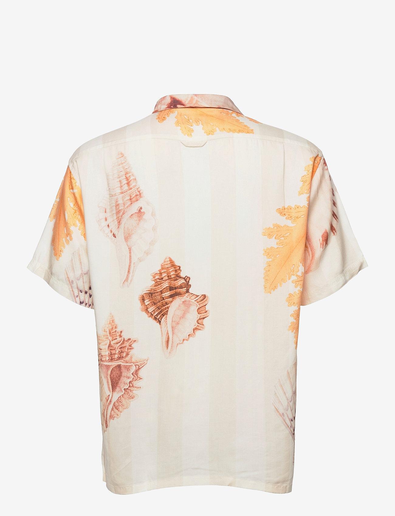 GANT - D1. REL SEASIDE GANT RIVIERA - chemises de lin - multicolor - 1