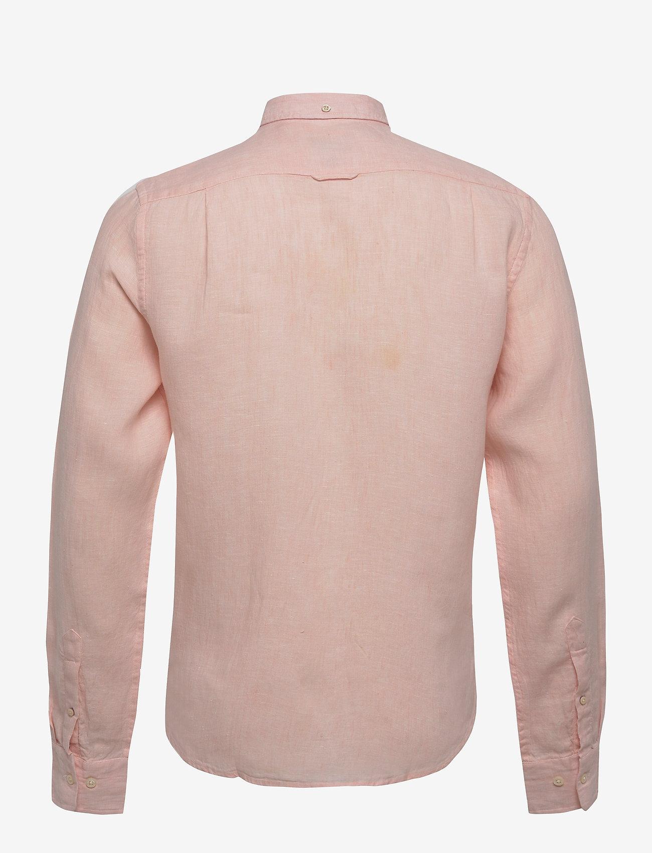 Slim Linen Shirt Bd (Seashell Pink) (82.43 €) - GANT GdL41