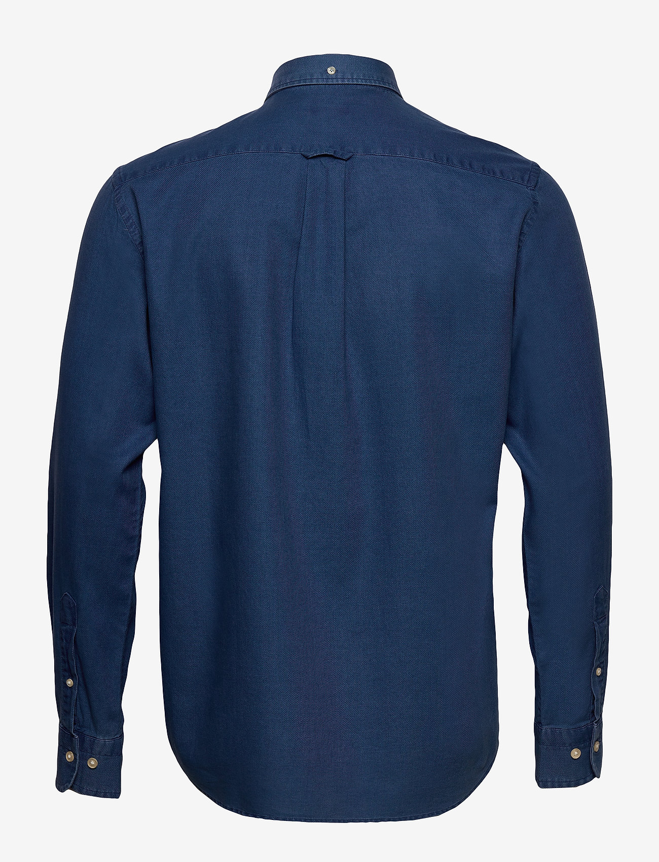Gant D1. Indigo Royal Oxford Reg Bd - Skjortor