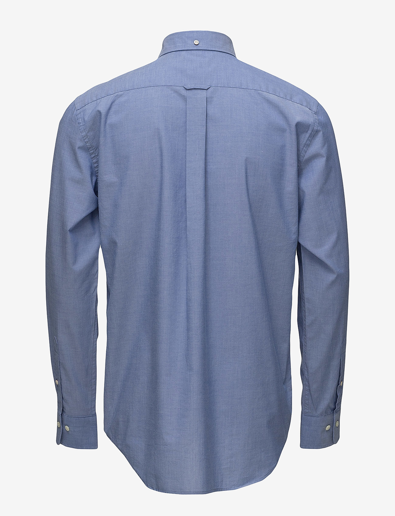 Gant - REG BROADCLOTH BD - business-paidat - college blue