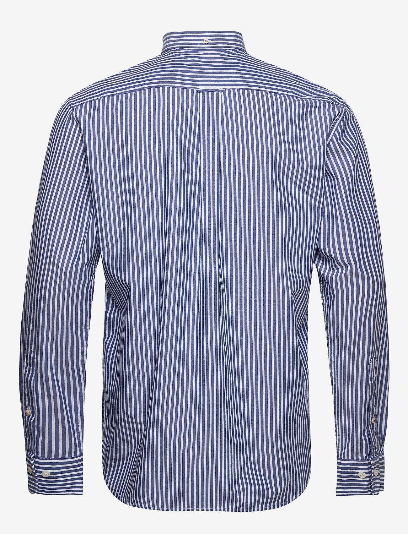 Gant The Broadcloth Stripe Reg Bd - Shirts