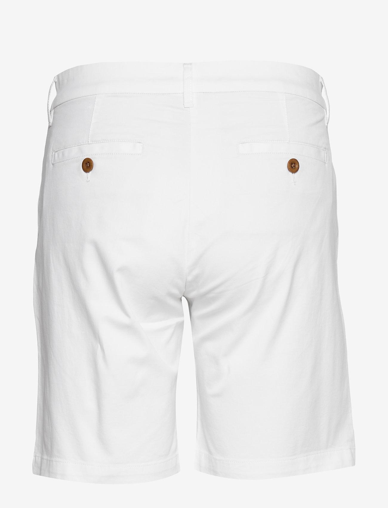 D1. Classic Chino Shorts (White) - Gant AEYe6t