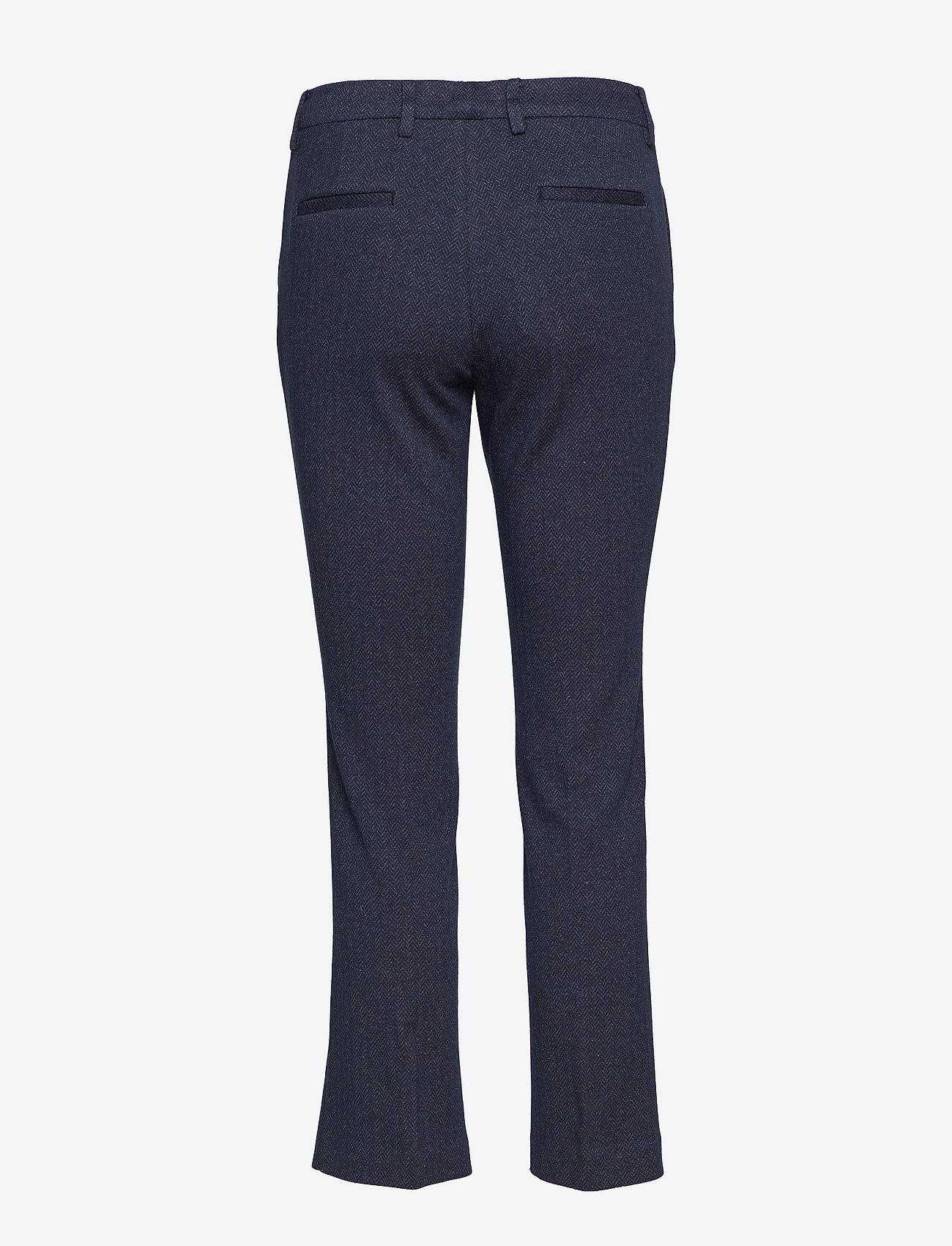 O1.herringbone Jersey Pants (Marine) - Gant sx0ozc