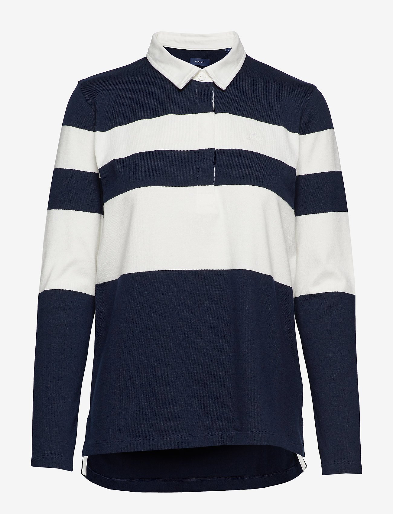 Gant - D1. STRIPED  HEAVY RUGGER - pikeepaidat - evening blue
