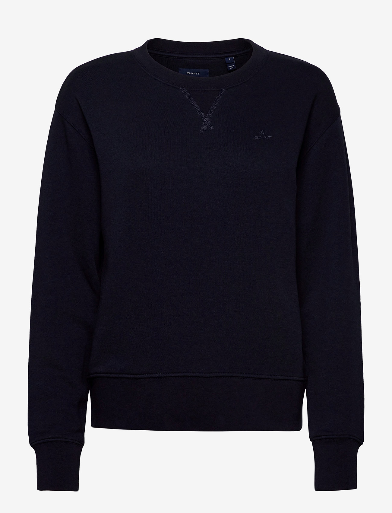 GANT - ORIGINAL C-NECK SWEAT - sweatshirts - evening blue - 0