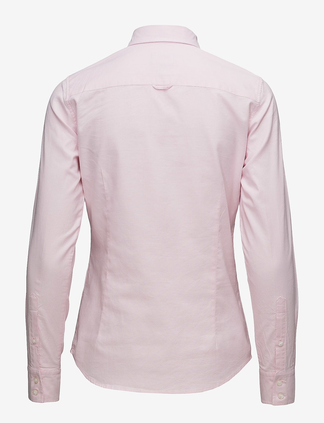 GANT - STRETCH OXFORD SOLID - long-sleeved shirts - light pink - 1