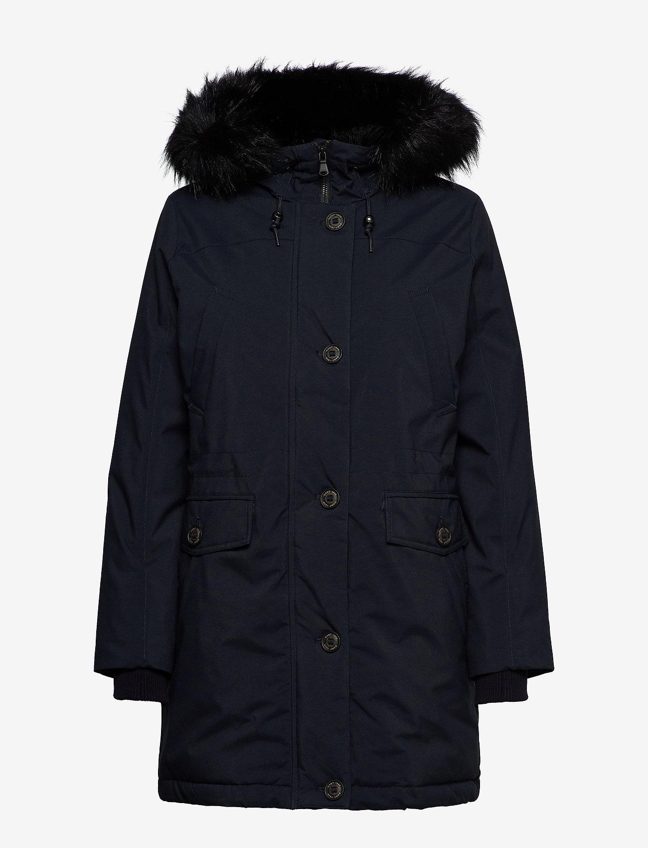 D2. Arctic Parka (Navy) (3300 kr) - Gant