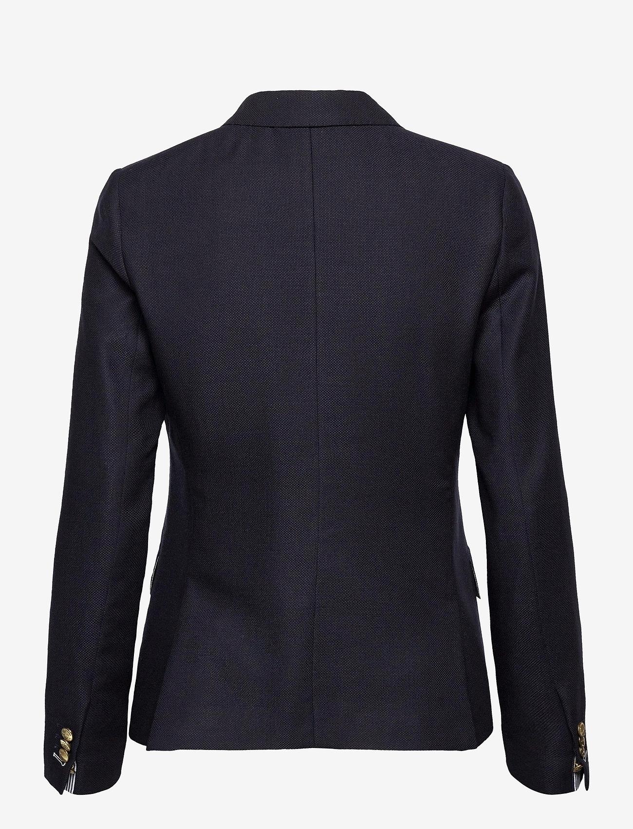 GANT - CLUB BLAZER - getailleerde blazers - evening blue - 1