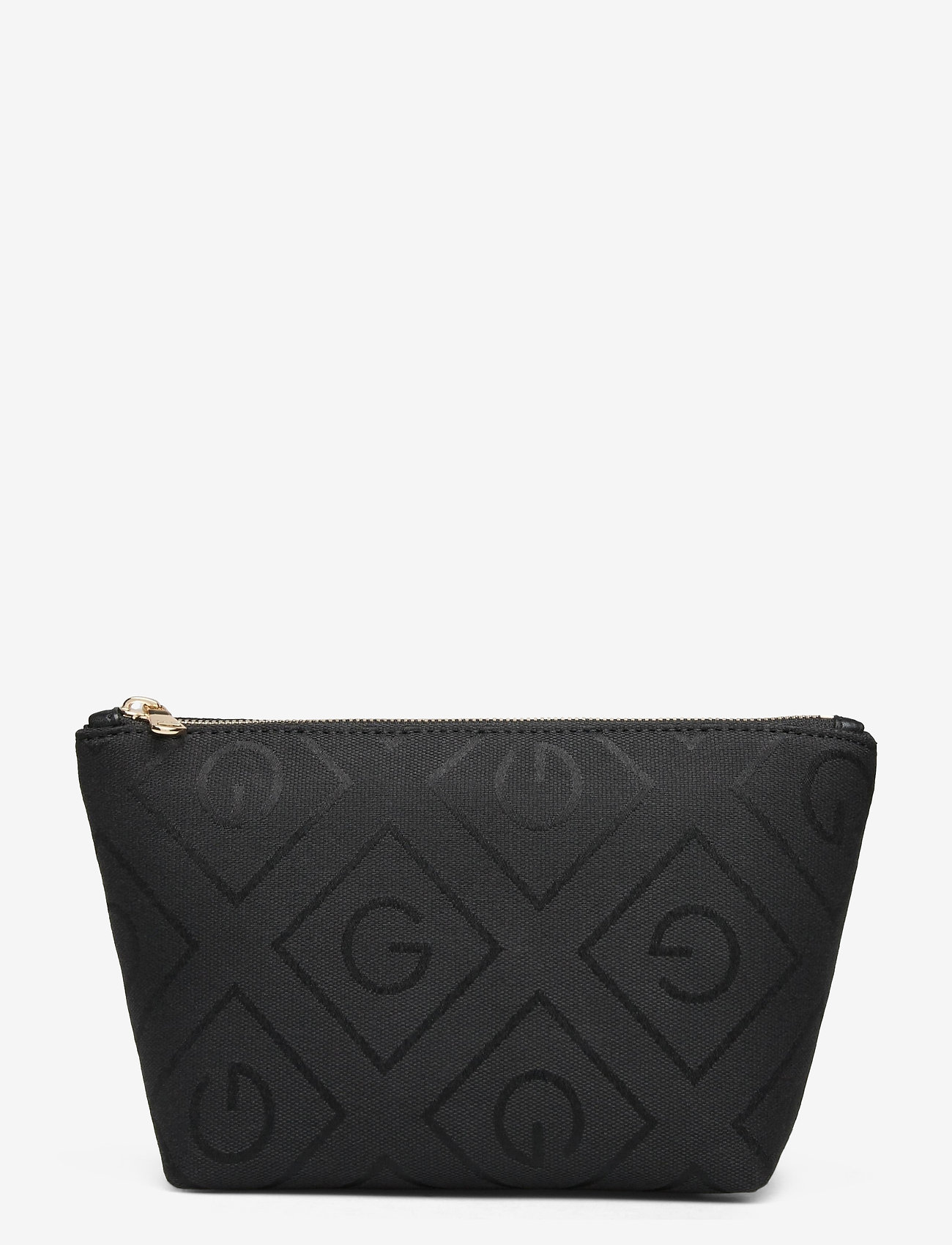 GANT - D1. ICON G MAKE UP BAG - cosmetic bags - black - 0