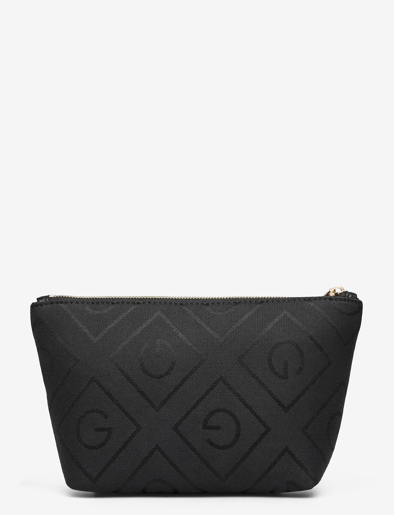 GANT - D1. ICON G MAKE UP BAG - cosmetic bags - black - 1