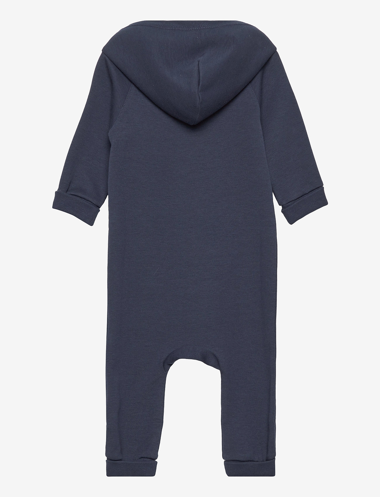 GANT - D1. ARCHIVE SHIELD HOODIE COVERALL - langärmelig - evening blue - 1