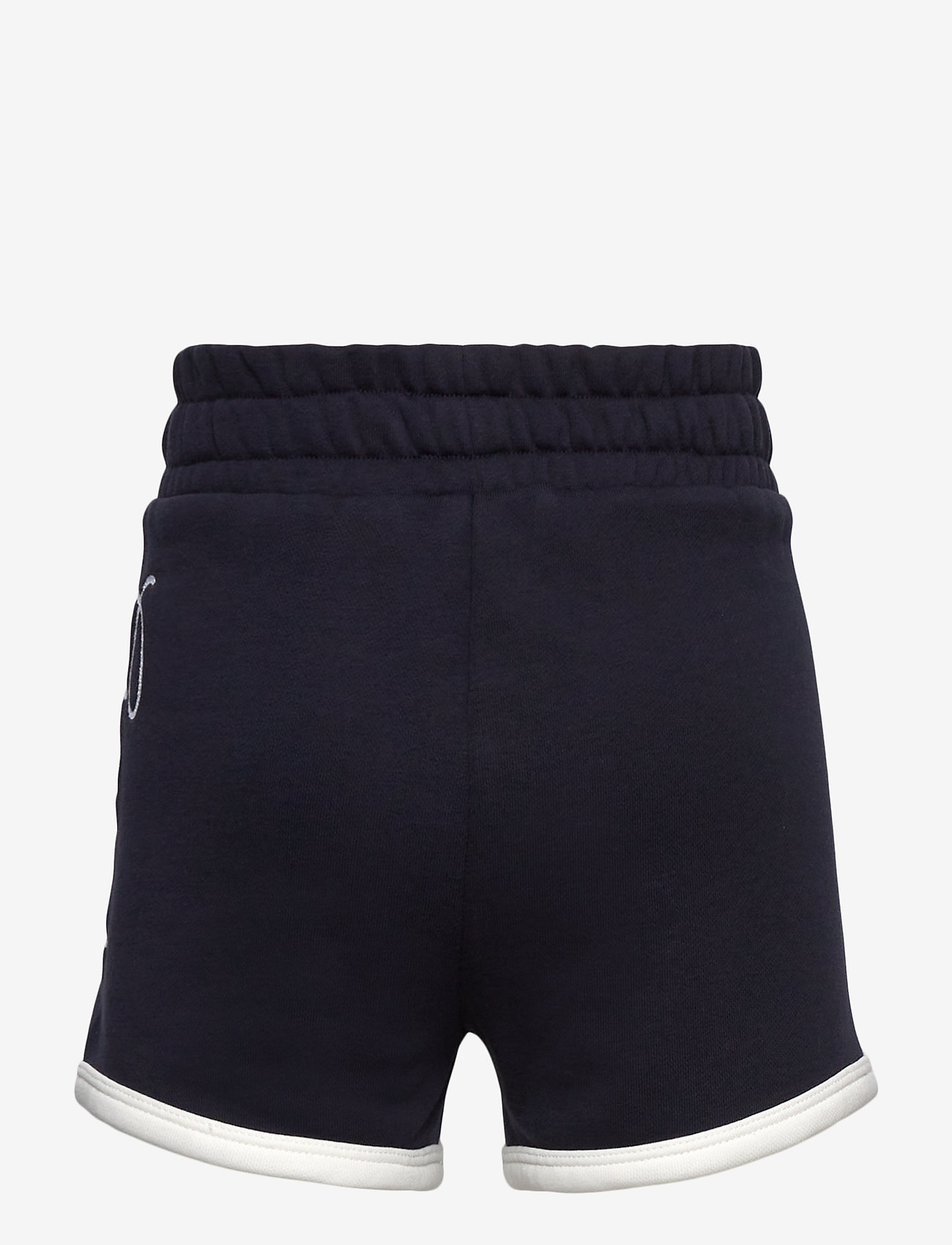 GANT - D1. GANT SCRIPT SWEAT SHORTS - shorts - evening blue - 1