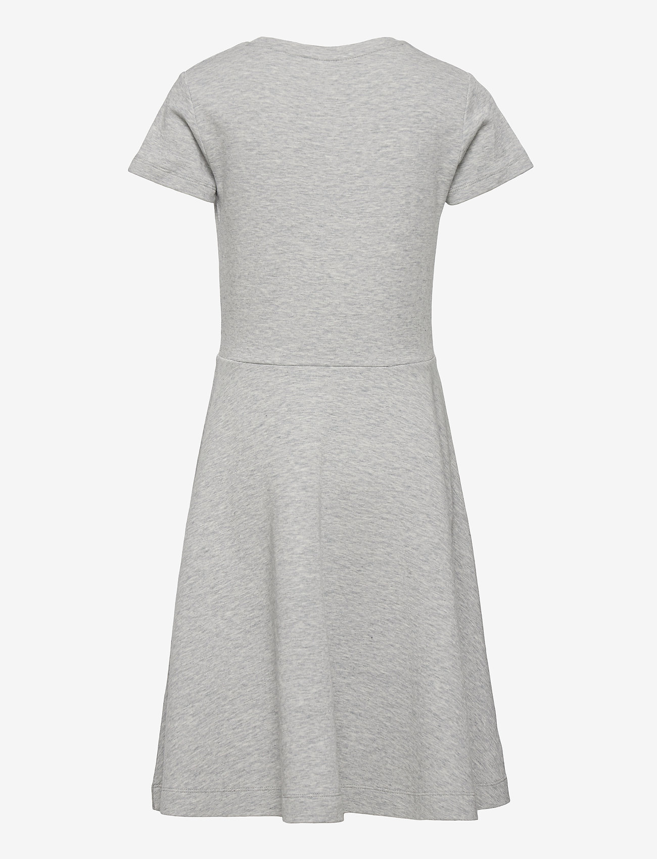 GANT - D1. ORIGINAL JERSEY DRESS - jurken - light grey melange - 1