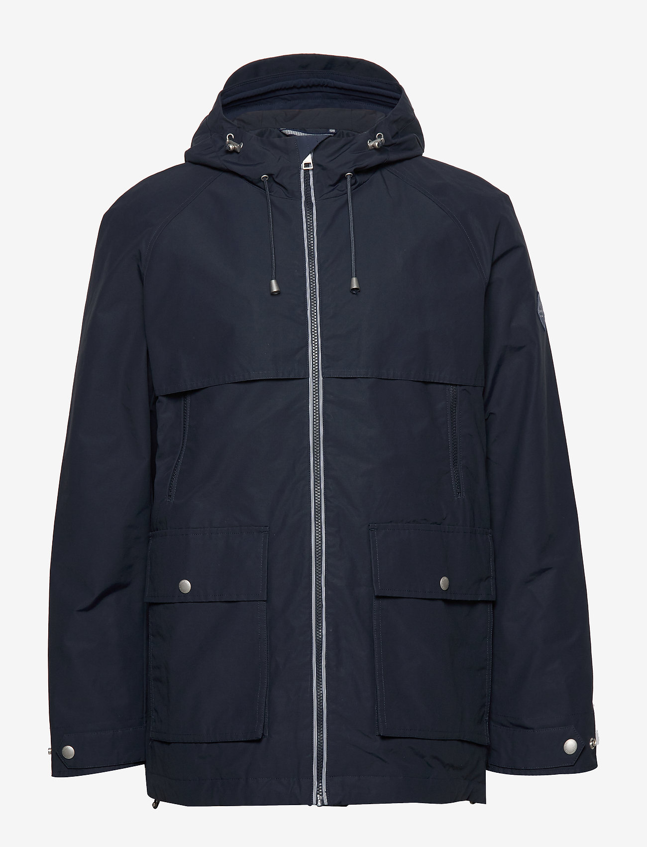 D2. The Coastal Weather Slicker (Evening Blue) - Gant PL10tj