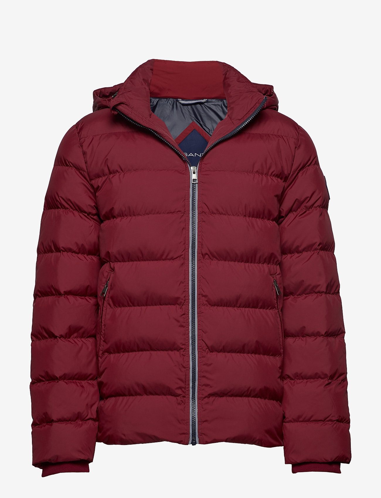 Gant - D1. THE ACTIVE CLOUD JACKET - toppatakit - mahogny red