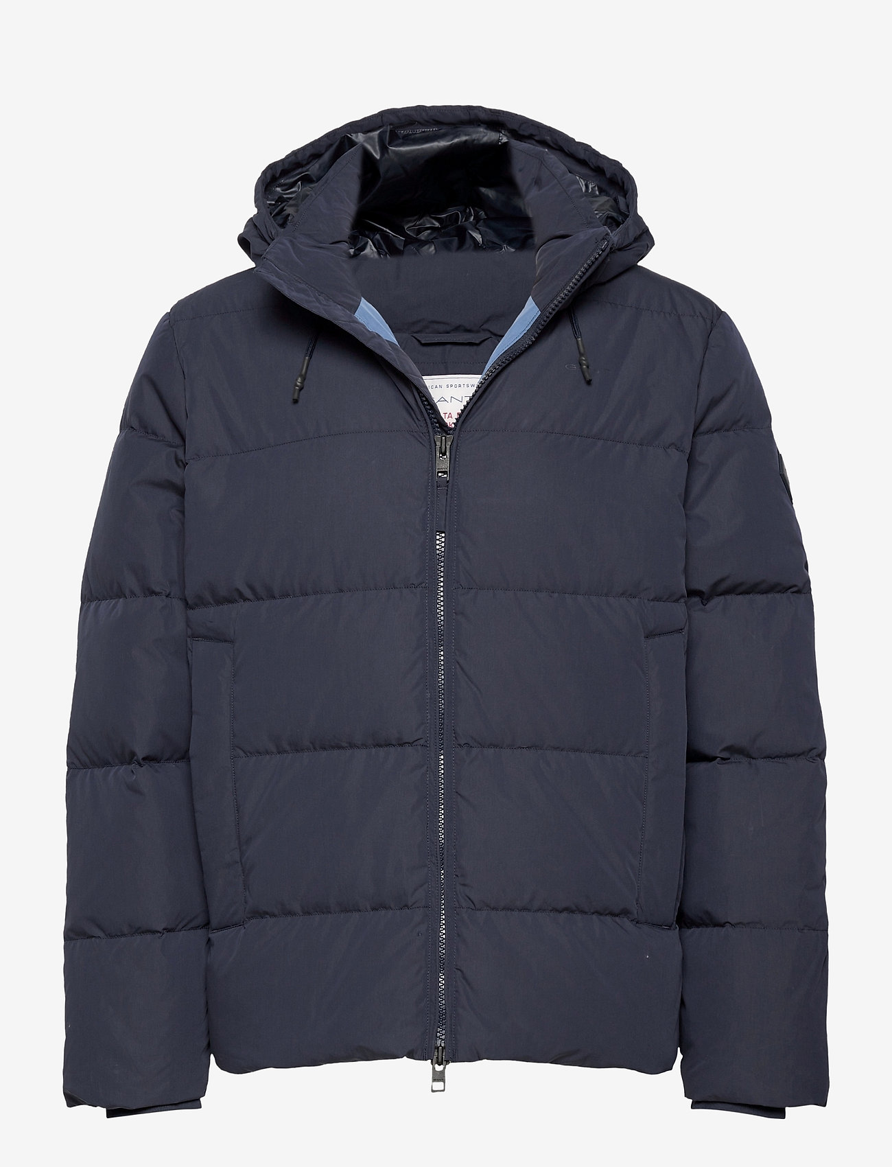 GANT - D2. THE ALTA DOWN JACKET - padded jackets - evening blue - 0