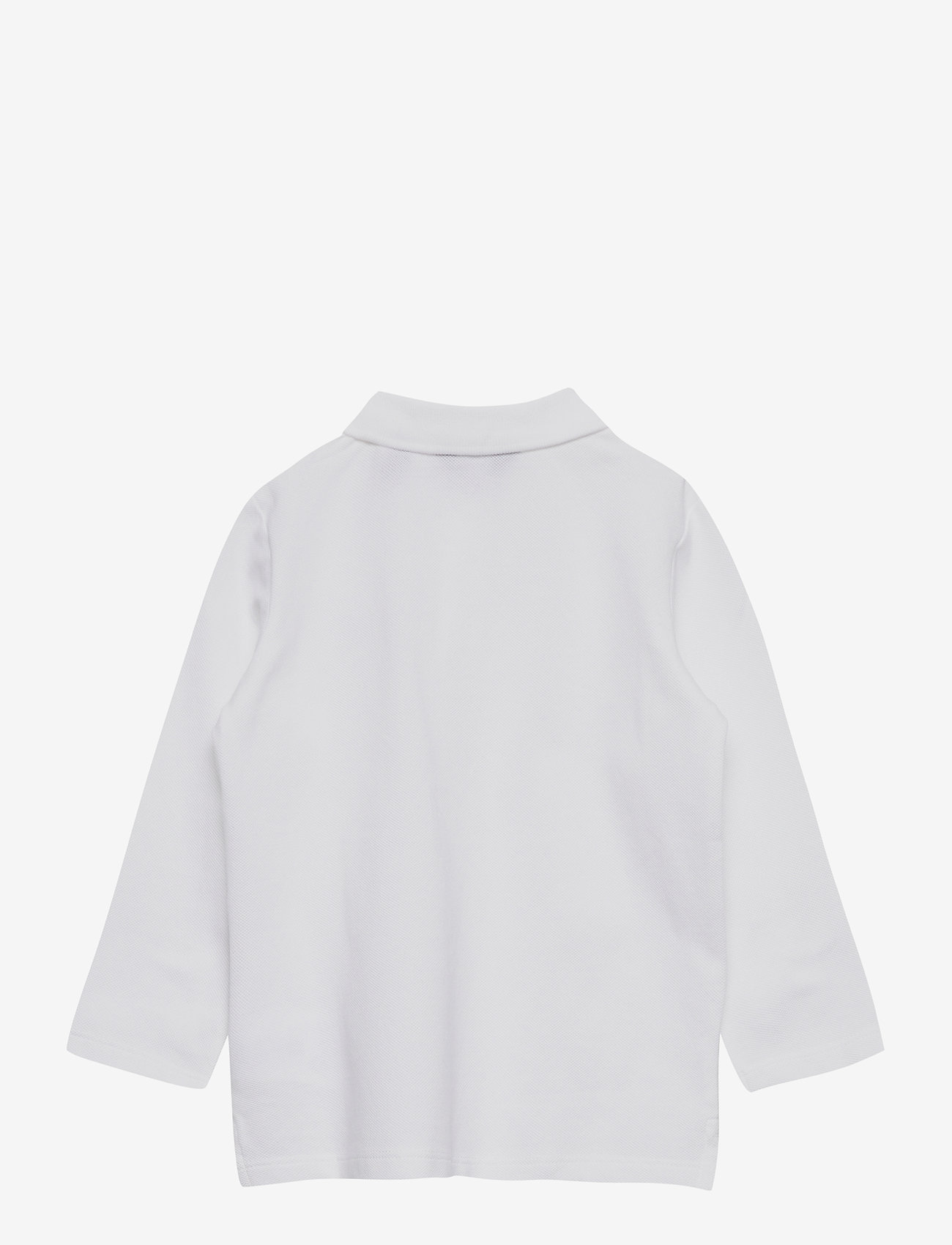 GANT - THE ORIGINAL PIQUE LS RUGGER - polo shirts - white - 1