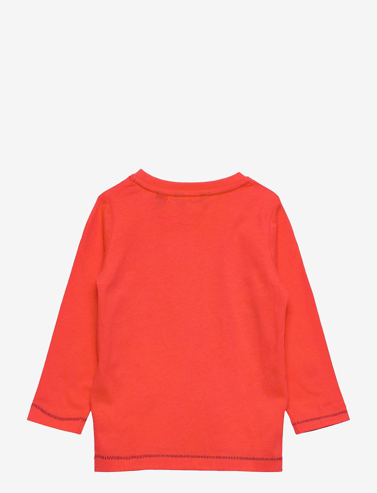 Skodon heta produkter varm försäljning D1. Gant Sport Ls T-shirt (Atomic Orange) (29 €) - GANT - | Boozt.com
