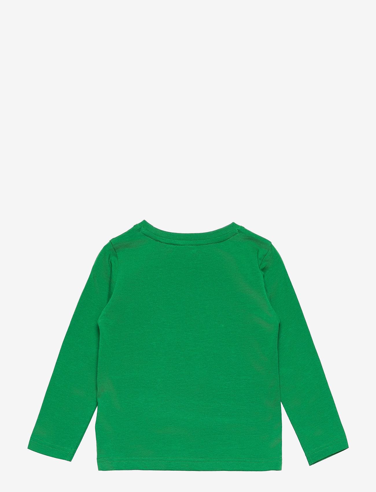 GANT - ARCHIVE SHIELD LS T-SHIRT - long-sleeved - lavish green - 1